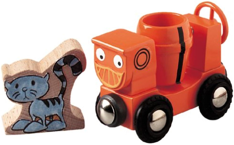 BRIO 32804 Bob the Builder  Dizzy & Pilchard