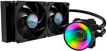 MasterLiquid ML240 Mirror ARGB Close-Loop AIO CPU Liquid Cooler