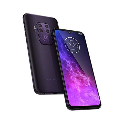 Smartphone, Motorola, One Zoom, Violet