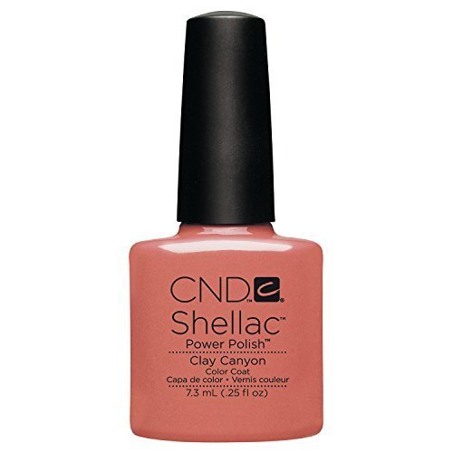 CND Shellac Power Polish - Open Road Collection - Clay Canyon by CND Nail Products
