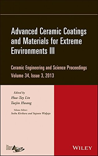[(Advanced Ceramic Coatings and Materials for Extreme Environments III: Volume 34, issue 3)] [By (author) Hua-Tay Lin ] published on (December, 2013)