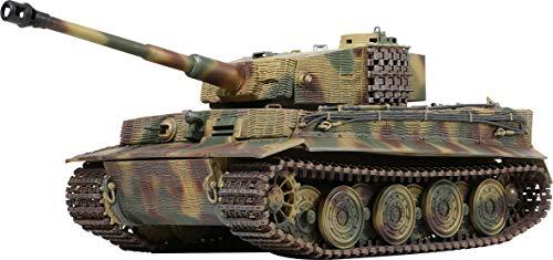 Torro 1:24 RC Panzer PzKpfw VI Tiger spät IR