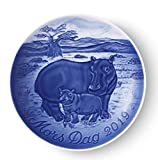 Bing and Grondahl 1027174 Collectible Mother s Day Plate 2019, Porcelain, 5.75'