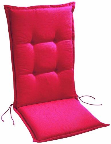 BEST 05181330 Coussin pour Chaise à Dossier Haut 52 x 112 x 9 cm
