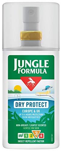 Jungle Formula Dry Protect Pumpspray, 90 ml, 1 Stück