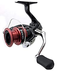Propulsion spool lip design provides longer casting distances A well-balanced, high performance built reel Ensures reduced wind knots Super Stopper II for instant anti-reverse with no back play Durable and long lasting