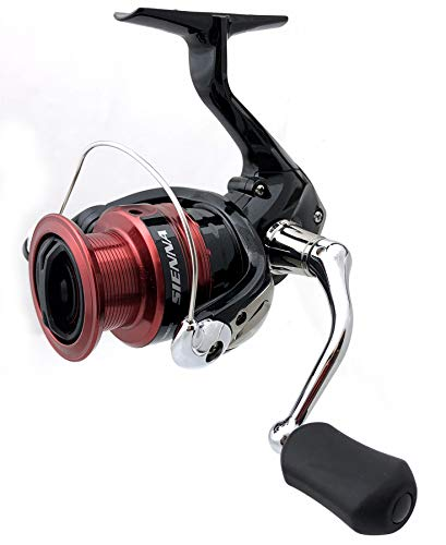 SHIMANO Sienna Spinning Fishing Reel