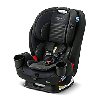 Graco TriRide 3 in 1 Car Seat | 3 Modes of Use from Rear Facing to Highback Booster Car Seat Clybourne