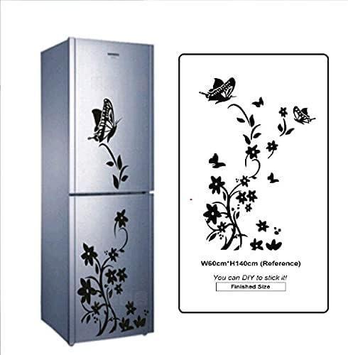 Refrigerator decals decor