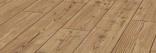 Laminatboden Kronotex Serie Exquisit; 8 mm stark; D 2774 Natural Pine; AC 4; V4; 1-Stab; 2,131 m² / Karton