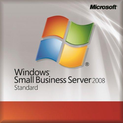 Preisvergleich Produktbild Systembuilder Windows Small Business Server Standard 2008 SP2 1pk DSP OEI DVD 1-4CPU 5 Clt