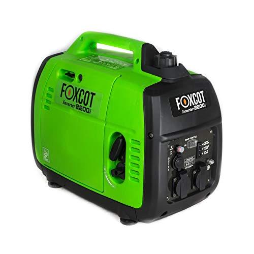 Generatore di Corrente Inverter 2,2 KW Foxcot GT-2200i silenziato