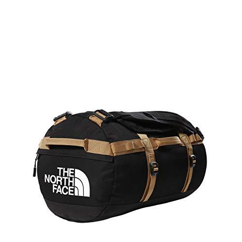 The North Face Gilman Duffel Bag - Black/British Khaki, S