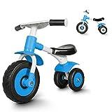 besrey Bicicleta sin Pedales 1 Año - 2 años,Bicicleta Bebe,Bicicleta sin Pedales Bebe,Bicicleta Equilibrio,Azul
