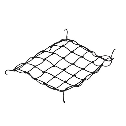 Pyramid Bicycle Bungie Cargo Net Black
