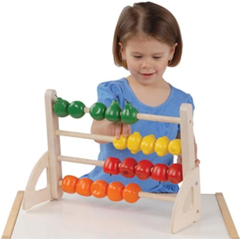 precioso Toddler Fruit Fruit Fruit Abacus by Constructive Jugarthings  comprar descuentos