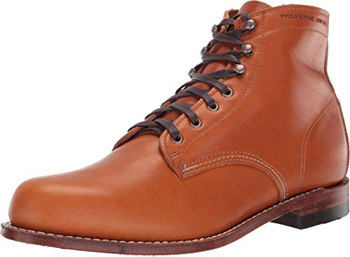 WOLVERINE Original 1000 Mile Boot Men 11.5 Spice Leather