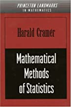 Best mathematical methods of statistics cramer Reviews