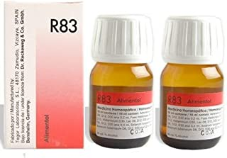 Dr.Reckeweg Germany R83 Food Allergy Drops Pack Of 2 by Dr. Reckeweg
