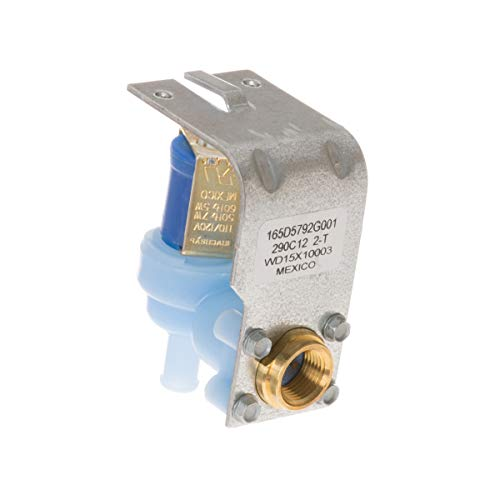 GE WD15X10003 Genuine OEM Water Inlet Valve for GE Dishwashers