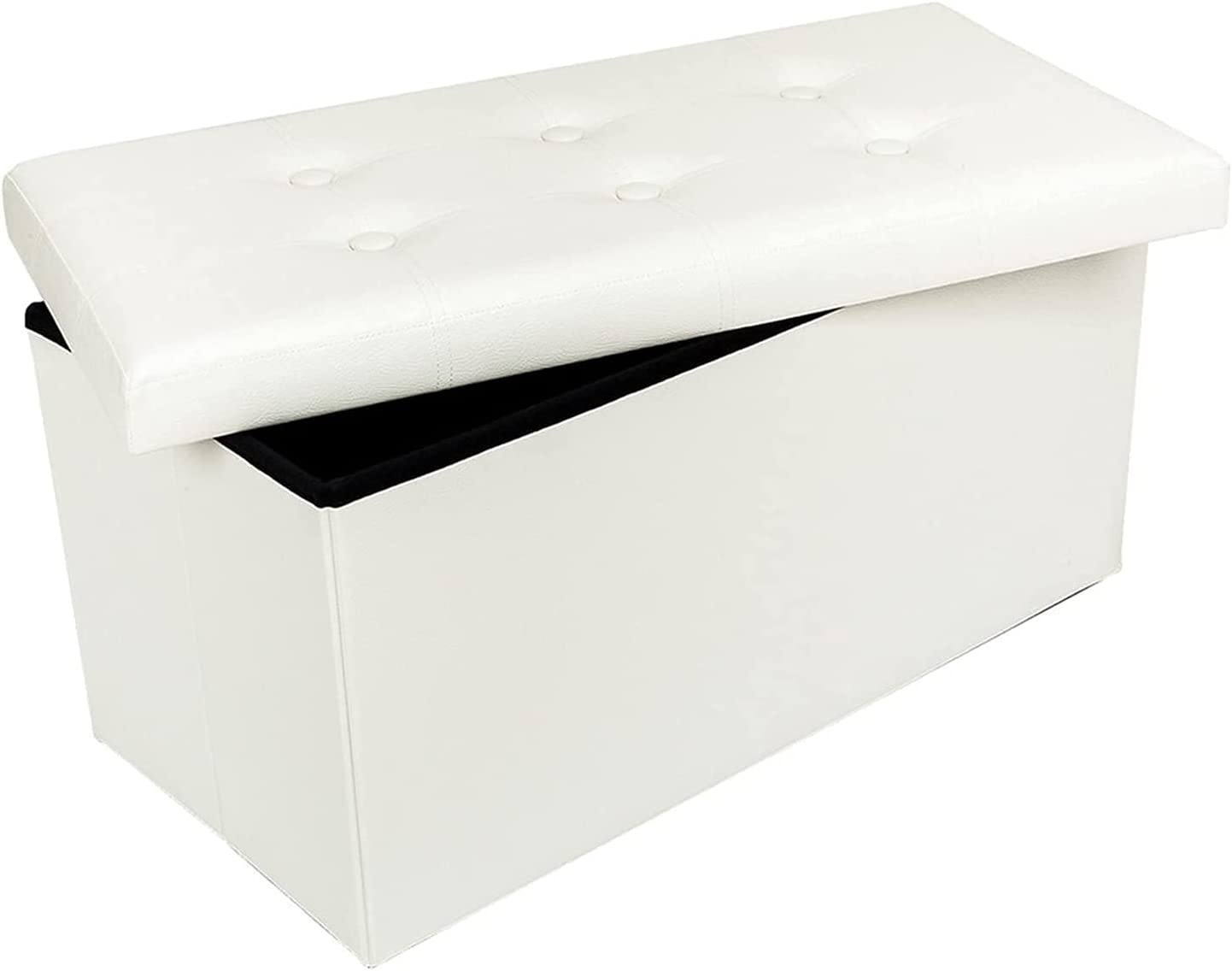 SEAL limited product HSJWOSA Practically PU lowest price Footstool with Leather