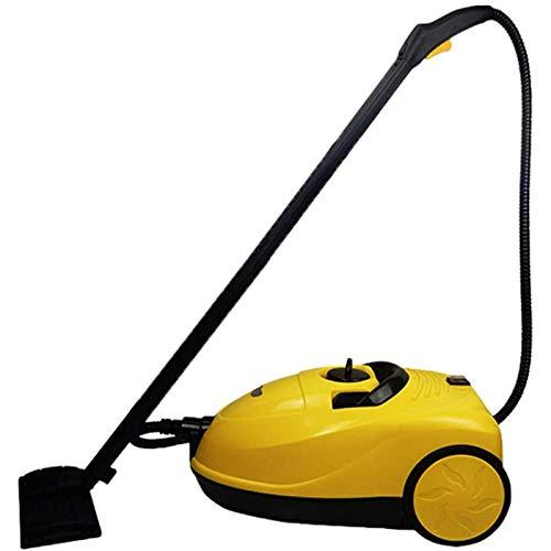 SSCYHT Limpiador Vapor Limpio Multipropósito 3300w con Conveniente Unidad Mano Desmontable Cable Alimentación Extralargo para Pisos Automóviles Uso Doméstico y Más