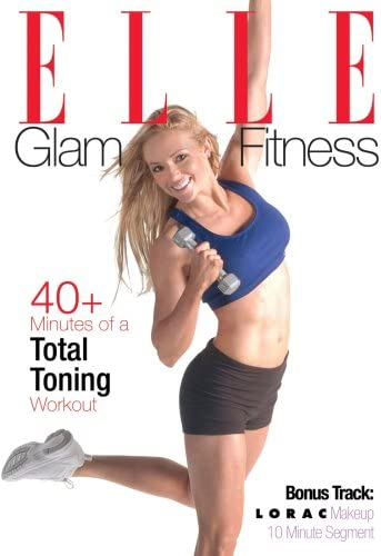 Elle Glam Fitness Total Toning Workout product image