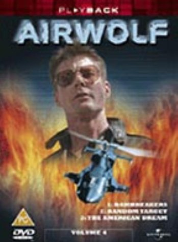 Airwolf - Vol.4 DVD