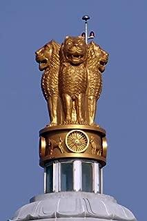 ashoka chakra lion