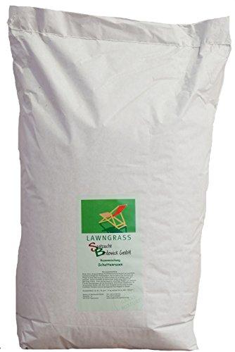 1-30 Kg Rasen Schattenrasen Grassamen Rasensamen Rasensaat Gras - Qualität zum Fairen Preis ! (10 kg)