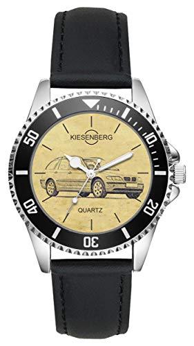 KIESENBERG Uhr - Geschenke für BMW E46 Touring Modellpflege Fan L-4816