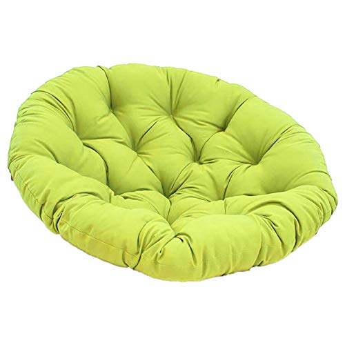 Patio Chair Cushion Thick Breathable Seat Cushion Pad Comfortable Rest Pillow For Hammocks Swings Set