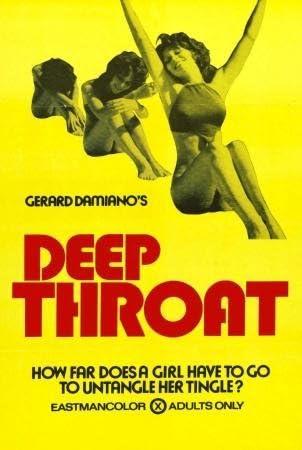 Amazon.com: Deep Throat Movie Poster 24x36: Prints: Posters & Prints