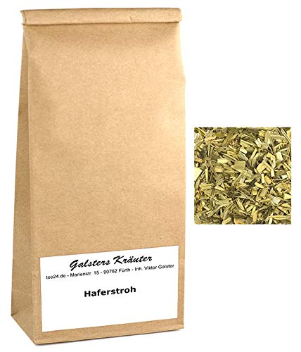 200g Haferstroh-Tee Grüner Hafer-Tee avena sativa   Galsters Kräuter