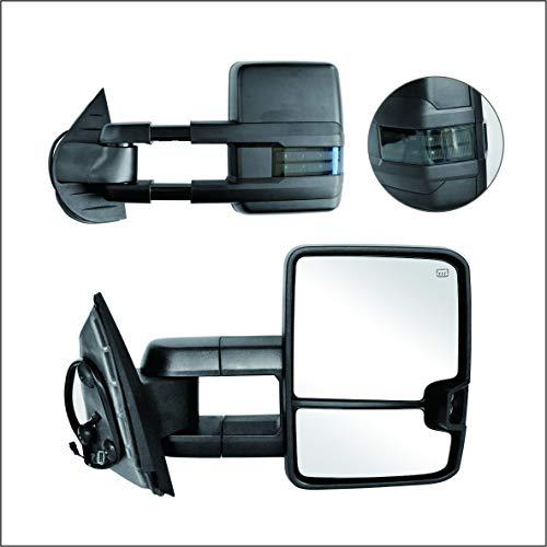 gmc truck 2011 tow mirrors - 8