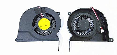 Ellenbogenorthese-LQ Nuevo Ventilador de refrigeración de CPU para computadora portátil para Samsung RV411 RV415 RV420 RV509 RV511 RV515 RV520 (Color : Default)