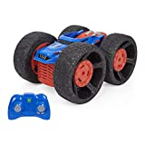 Air Hogs Super Soft, Jump Fury with Zero-Damage Wheels, Extreme Jumping Remote Control Car, Kids Toys for Kids 4 and up, 1:15 Scale