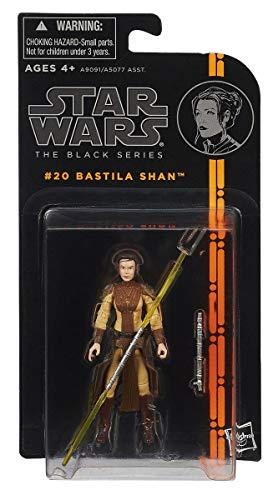 Star Wars The Black Series Bastila Shan Figur 9,5 cm