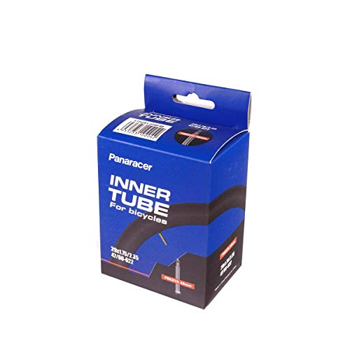 Panaracer Bicycle Tube, Schrader Valve, many different sizes, 35-48-60 mm valves, single or two...
