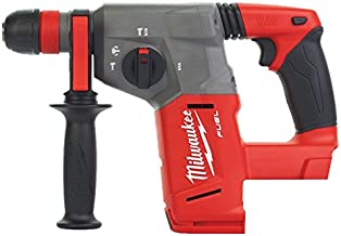 Milwaukee M18CHX-0 Chipper Poder golpeador inalámbrica 18V SDS-Plus, 18 V