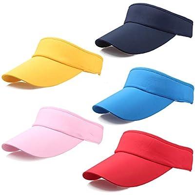5 Stück farbige Sonnenblende
