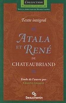 Mass Market Paperback Atala et Rene Book