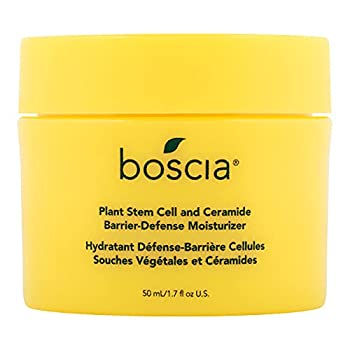 Boscia Plant Stem Cell and Ceramide Barrier-Defense Moisturizer – Vegan Cruelty-Free 1.7 fl oz.