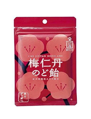 梅仁丹のど飴60g(約17粒)×5袋