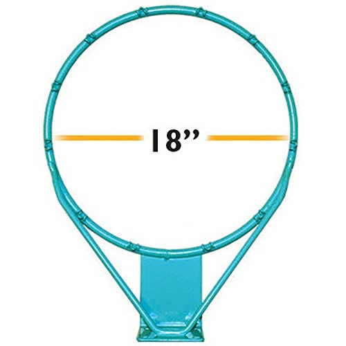 Dunnrite Splash Shoot Stainless Steel Pool Basketball Rim