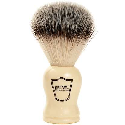 Cheap Parker Safety Razor Synthetic Bristle Classic Brush Shaving NEW before selling ☆ with