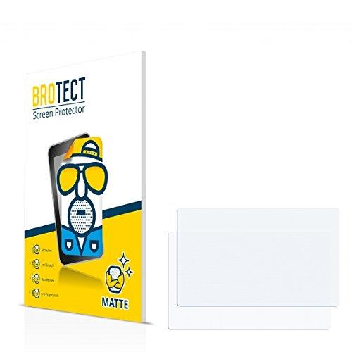 2X BROTECT Matt Displayschutz Schutzfolie für Swissphone Boss 920 Ex (matt - entspiegelt, Kratzfest, schmutzabweisend)