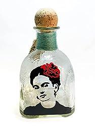 frida kahlo art style gifts ~ table light