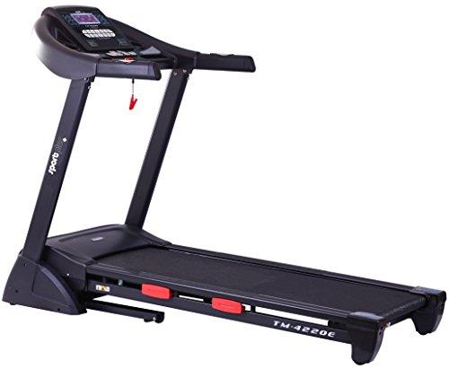 SportPlus Profi Laufband bis 20km/h 16% Steigung Bild 6*