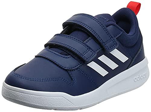 Adidas Tensaur C, Zapatillas de Running Unisex niño, Multicolor (Azuosc/Ftwbla/Rojact 000), 29 EU